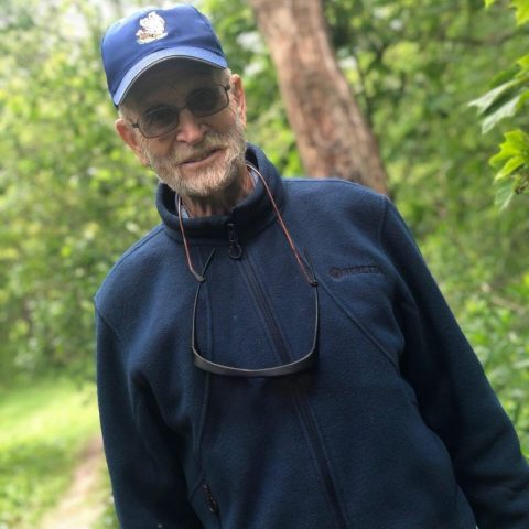 Memories of dad – Backpack weight distribution