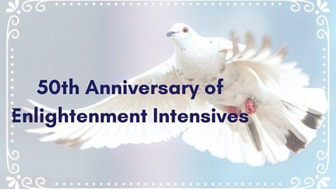 Enlightenment Intensive 50th Anniversary