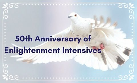 Enlightenment Intensive 50th Anniversary