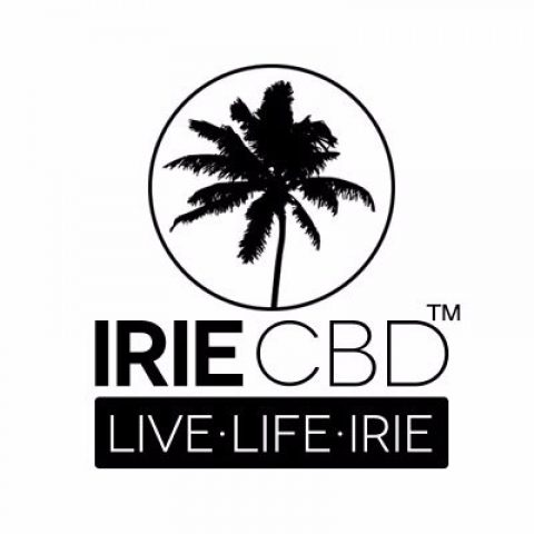 Irie CBD page announcement