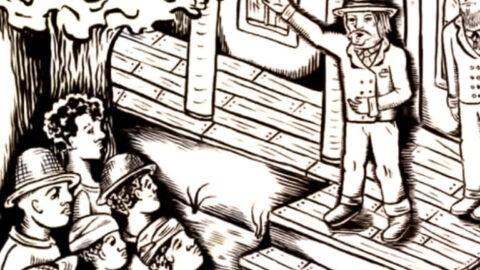 Jones Plantation – First Questions added to Alternative Civilization wiki