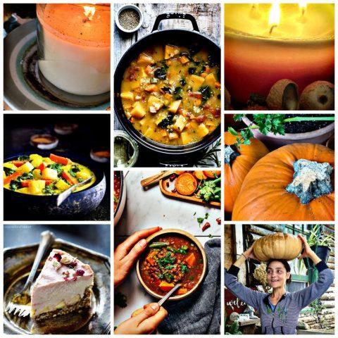 Vegan/Vegetarian Harvest Potluck – 27 Oct 2019