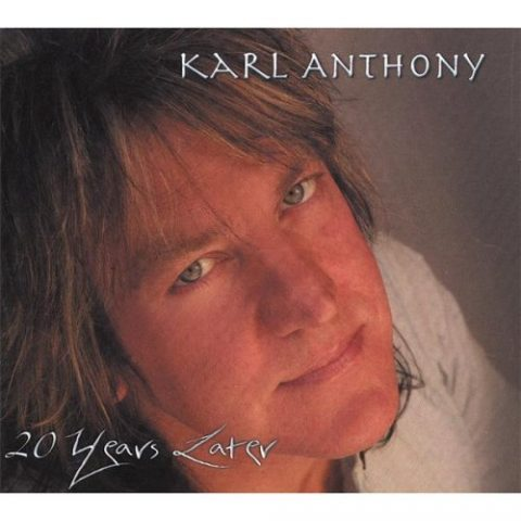 Spiritual Song One Prayer by Karl Anthony page announcement