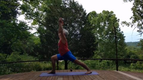 Yoga Surya Namaskar 23 Jun 2020