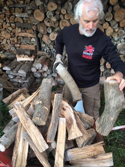 Bumpity Wood Stacking