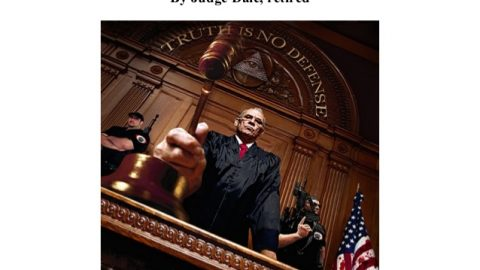 Judge Dale – The Great American Adventure, Secrets of America, Political History of Government and Law page announcement