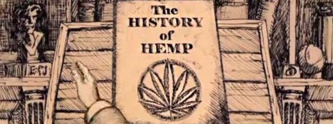 Hemp History page announcement