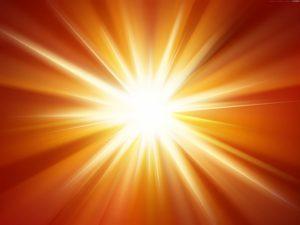 light-burst