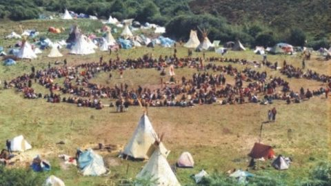 Rainbow Gathering 2019 in WI