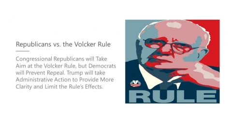 Volcker Rule Repeal – Why 30 May is a Day Which Will Live in Infamy