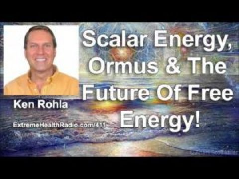 New Frontiers in Healing with ORMUS and Scalar Energy with Ken Rohla – Wed 17 May 2017 – 6:30pm