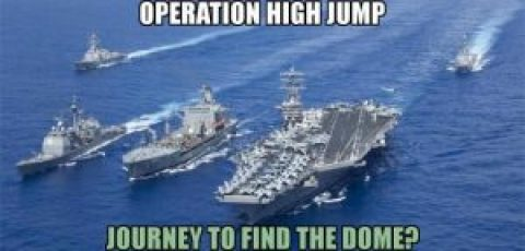 Operation HighJump: Journey to Antarctica to Find the Edge – Wed 3 Jan 2018 – 6:30pm