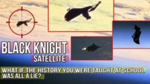 A History of the Black Knight Satellite – Wed 17 Jan 2018 – 6:30pm