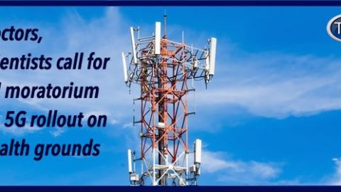 The Health and Other Dangers of the new 5G Wireless Network – Wed 5 Sep 2018 – 7pm