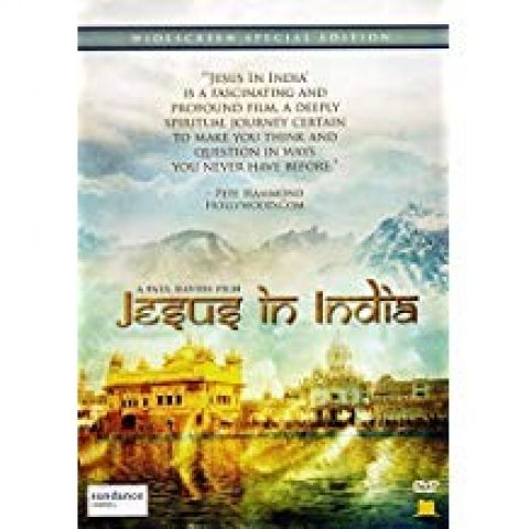 Jesus in India – Wed 21 Nov 2018 – 7pm
