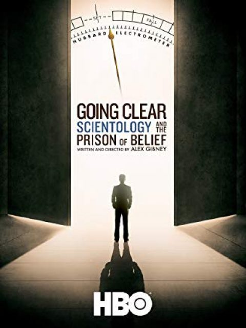 Going Clear: Scientology and The Prison of Belief – Wed 20 Mar 2019 – 7pm