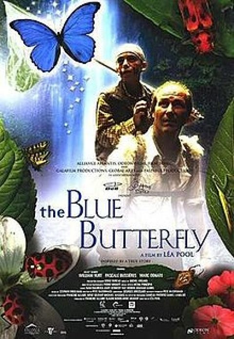 The Blue Butterfly – Wed 2 Oct 2019 – 7pm